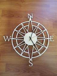 Click image for larger version.  Name:Compass Clock (Large).jpg Views:208 Size:38.2 KB ID:6546