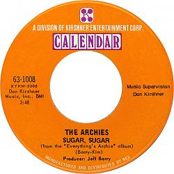 Click image for larger version.  Name:The_archies_sugar_sugar_1969_US_vinyl.jpg Views:4 Size:96.3 KB ID:7783